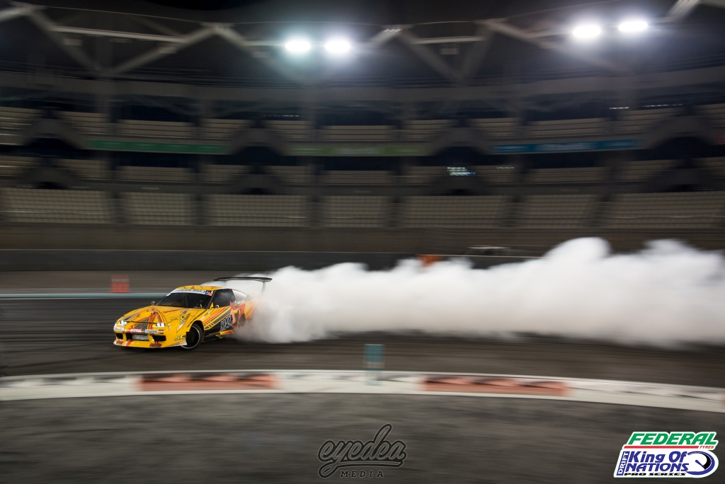 ST suspensions King of Nations Drift Series