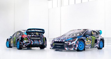 HOONIGAN RACING DIVISION'S ALL-NEW 2017 LIVERIES DESIGNED BY ARTIST DEATH SPRAY CUSTOM