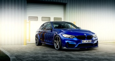 Congratulations to AC Schnitzer: the ACS 3 Sport is the fastest sedan at the Sachsenring!