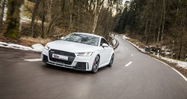 Unleash your Audi TT RS! KW V3 and Clubsport coilovers are now available