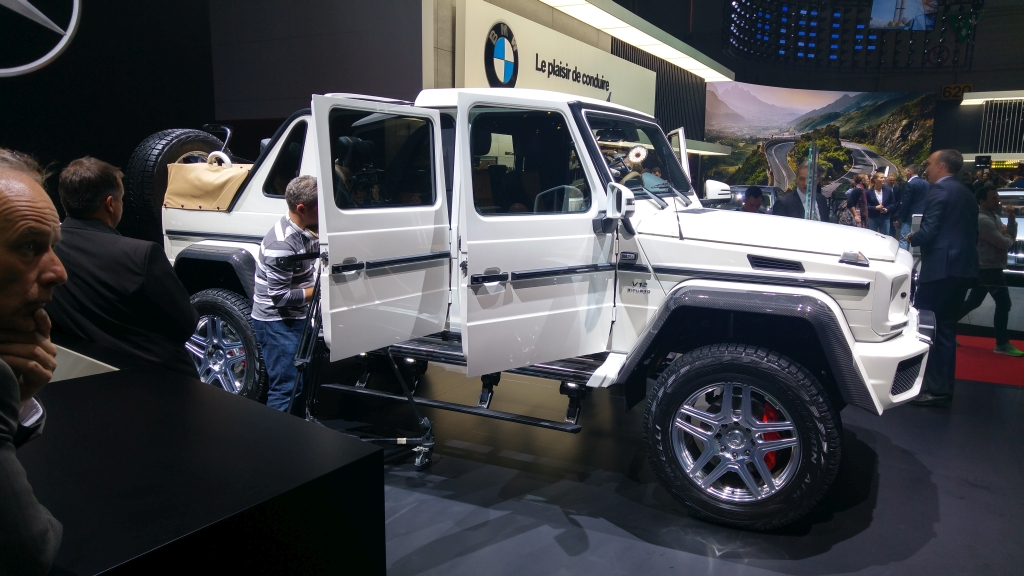 Highlights of Geneva: KW at Auto Salon 2017