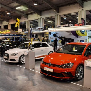 Dubbing it: KW and ST @ Ultimate Dubs Show 2017 in UK