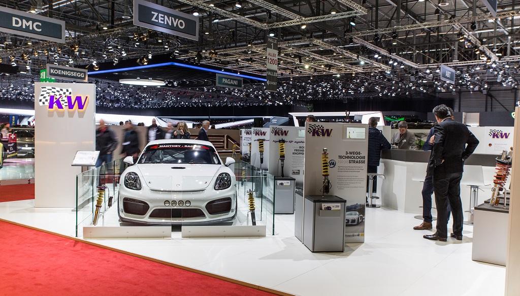 Highlights of Geneva: KW at Auto Salon 2017