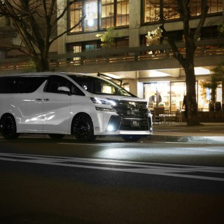KW Variant 3: Style Wagon approved Performance for Toyota Alphard