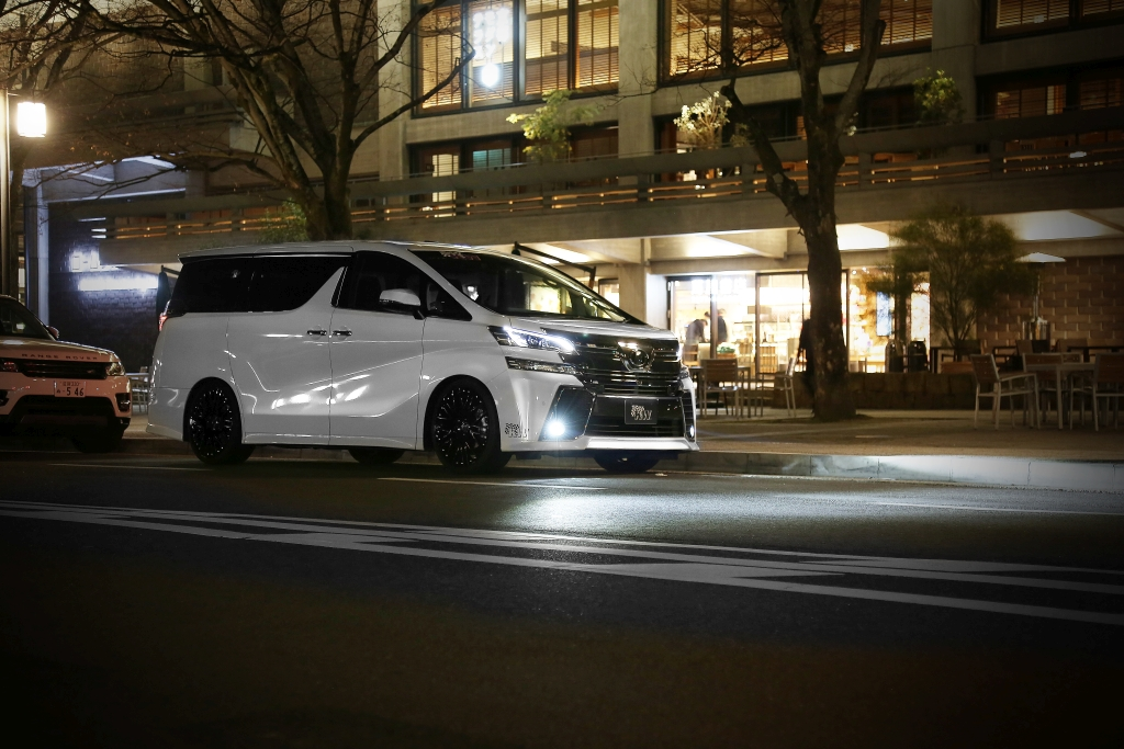 11f612642d KW Variant 3  Style Wagon approved Performance for Toyota Alphard ...