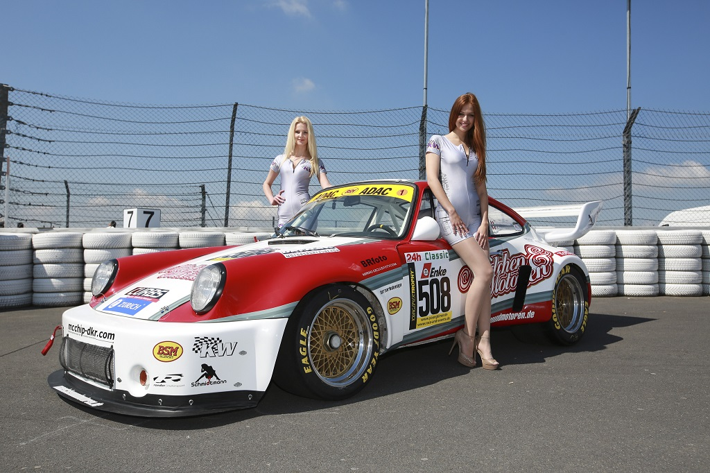 Mädchen und Motoren Porsche 911 RSR G-Model KW Competition 2A suspension