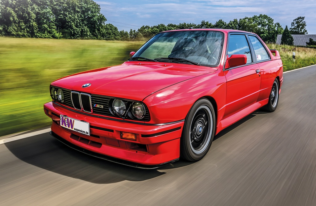 KW Classic suspension BMW E30 M3