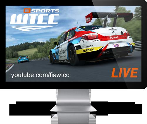 RR eSports WTCC Championship