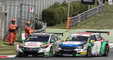 WTCC: WIDE-OPEN WTCC ELECTRIFIES MONZA