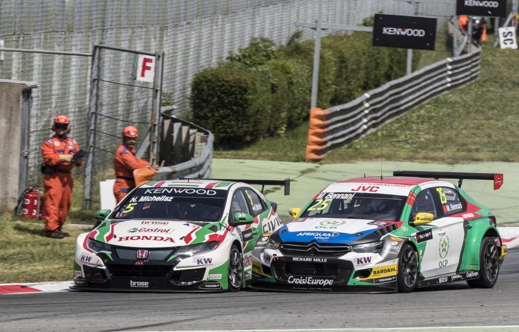 KW at WTCC Monza 2017