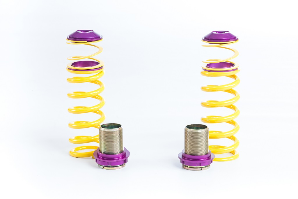 KW height adjustable Springs for Audi R8
