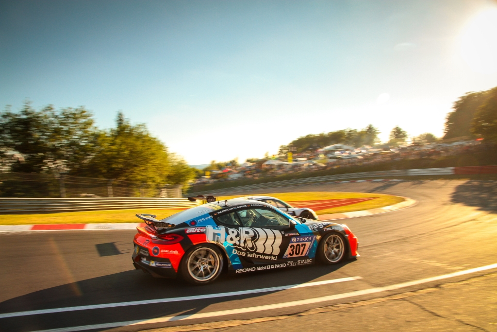 Successful 24h-race for the German suspension manufacturer: KW equips majority of participants and achieved twelve class victories