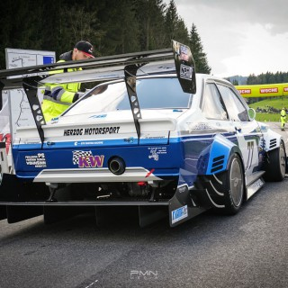 "Hero at the hill: the ""Neumayr"" Ford Escort Mk II"