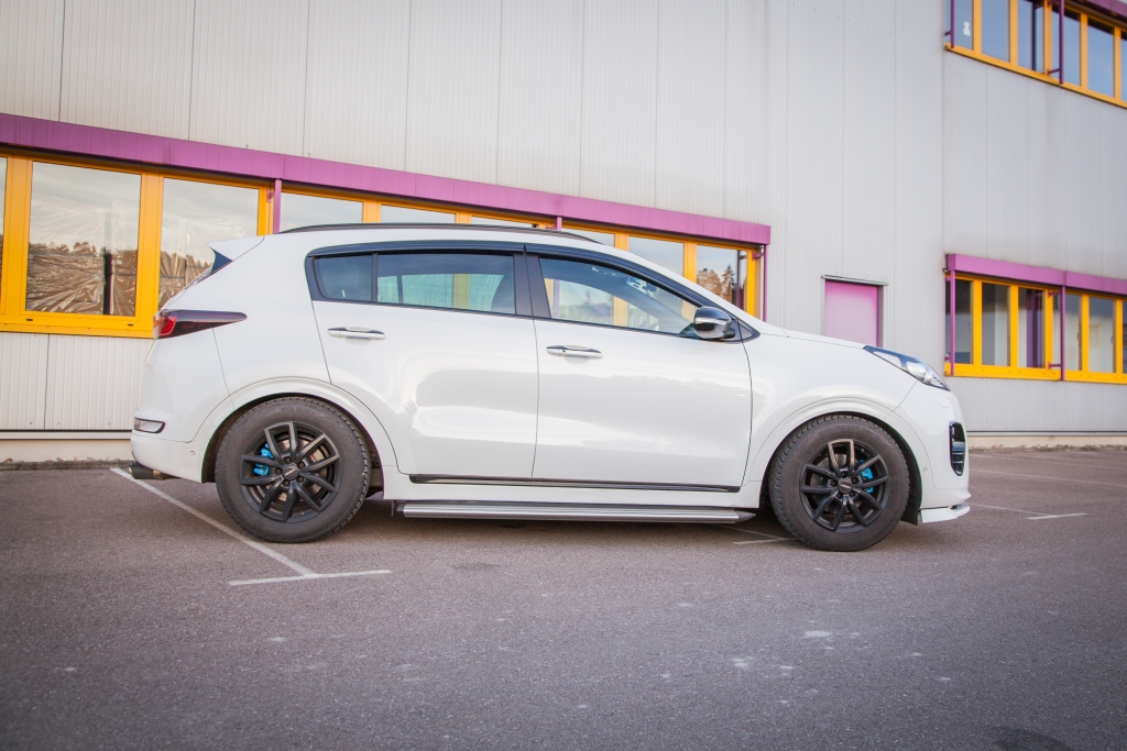 ST XA Coilover now available for KIA SPORTAGE