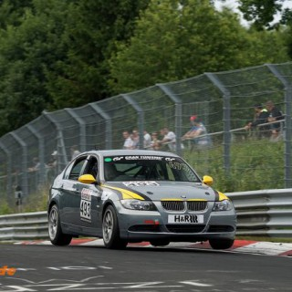 VLN: First VLN Race of Viken Motorsport was intense!