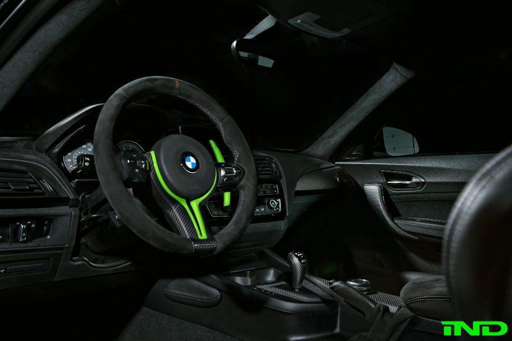 Ind S M2 Gelbgrun With Kw Clubsport 3 Way Kit Kw Automotive Blog