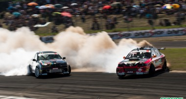 French Action: King and Queen of Europe Drift Series in France