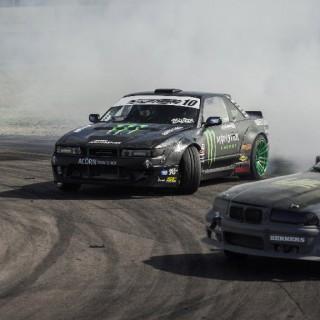 Baggsy on tour: DRIFT GP Round 4 Sweden 2017