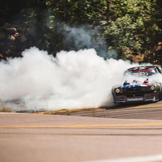 Ken Block is back in Action: Hoonicorn V2 starring in Climbkhana