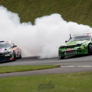 King of Europe Drift Series – Eli Hountondji wins in Germany!