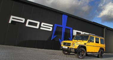 Adaptive KW DDC ECU for Posaidon G RS 850 – the 850 hp G-Wagon!