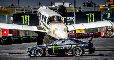 ST @ Monster Energy Gymkhana Grid Finals in South Africa!