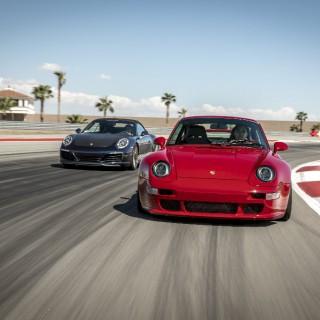 Gunther Werks 400R – the $525,000 Porsche 993!
