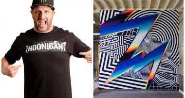 Hoon the Motor Show: Get the official Hoonigan Merchandising at the ST suspensions Booth