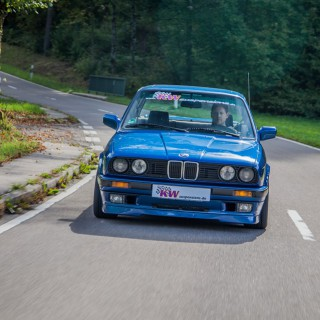 KW extends KW Classic product line: BMW E30 Coilovers including forged spindles are now available