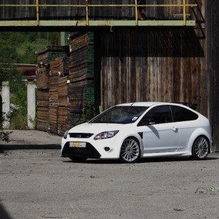 Full ST suspensions program for Ford Focus RS II and RS500!