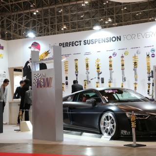 In the rearview mirror of the KW blog: the Tokyo Auto Salon 2018