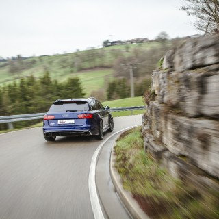 New performance coilover suspension for the Audi RS6 released: KW V4 -– The pinnacle of driving dynamics has been redefined