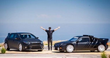 Ken Blocks Daily Drivers and Dream Car features KW and ST