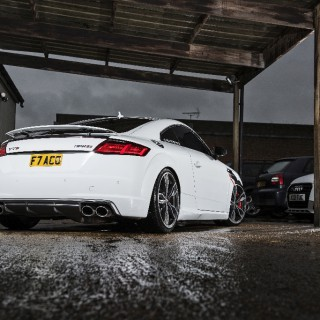 Performance Audi Feature: Teenage Kicks for Audi TTS