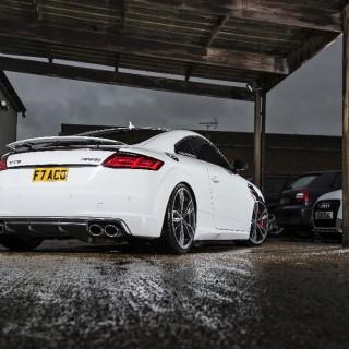 Performance Audi Feature: Teenage Kicks for Audi TTS