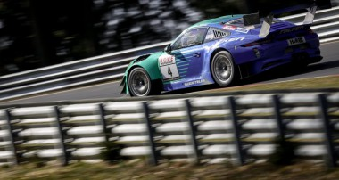 VLN: MANTHEY-RACING TAKES THE VICTORY AT THE VLN SEASON OPENER