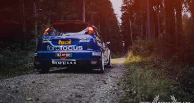 Are you still cruising or already driving? Tuning for the Ford Focus RS, appropriate for the species…