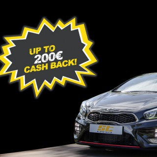 ST coilovers – lowering @ low prices via ST Cash Back action!