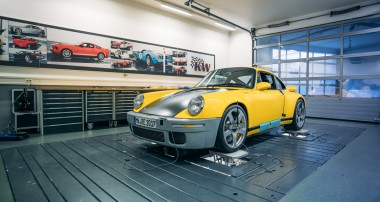 Beneath the Skin of the new RUF Yellow Bird – a special feature by Speedhunters