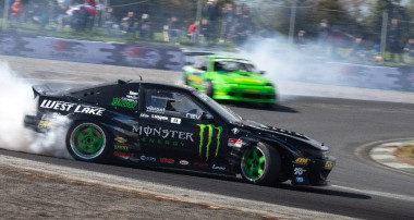 Drift: Irish Drift Championship Round I – Baggsy scored 26 points