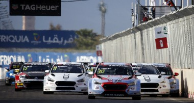 FIA WTCR Afriquia Race of Morocco 2018: Street-Fighter Tarquini deleviers sensational WTCR Double