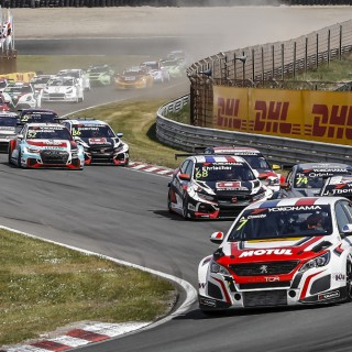 FIA WTCR Race of Netherlands: Vernay victorious as 110,000 Fans watch WTCR OSCARO action at Zandvoort
