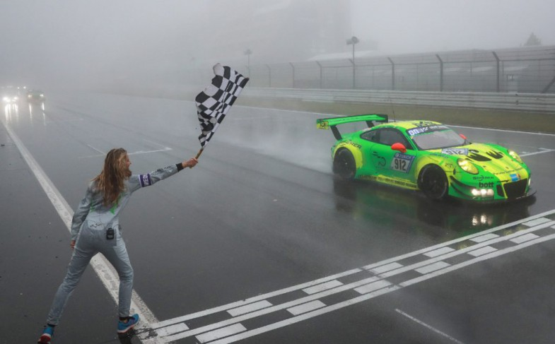 ADAC Zurich 24h-Race: KW Competition racing technology wins the 24h-Race Nürburging for the sixth time with Manthey Racing