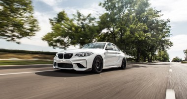 Adaptive KW DDC coilovers for BMW M2 now available!