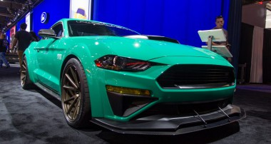 Roush 729 Concept Mustang based on the 2018 model – the 729 hp Mustang is amazing!