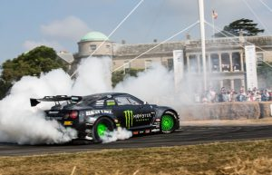 Haunting Goodwood Festival of Speed 2018: ST Drifter Baggsy goes wild!