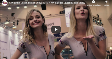 ESSEN MOTOR SHOW TEASER: Be our guest in Essen!