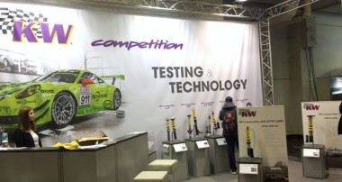 KW @ Professional MotorSport World Expo 2018 Cologne