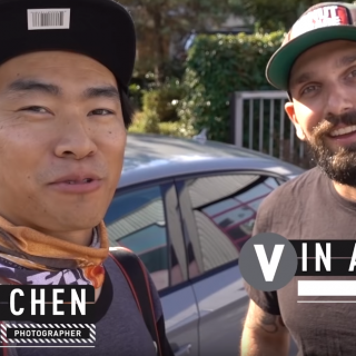 "Check out: Auto Focus with Larry Chen on ""HOONIGAN"""