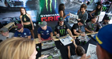 Gymkhana Grid: Baggsy back in Action